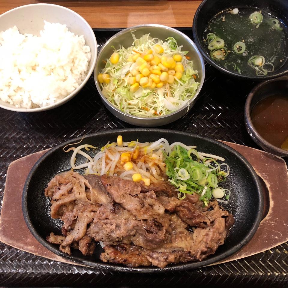 カルビ丼とスン豆腐専門店 韓丼 津垂水店