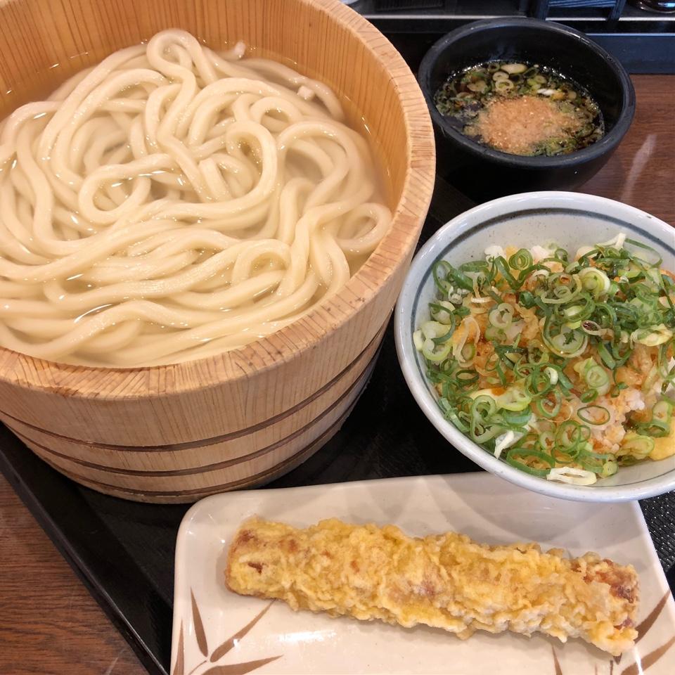 丸亀製麺 春日井店の口コミ