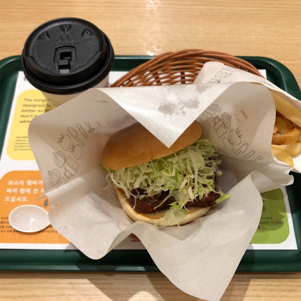 モスバーガー 大垣東店