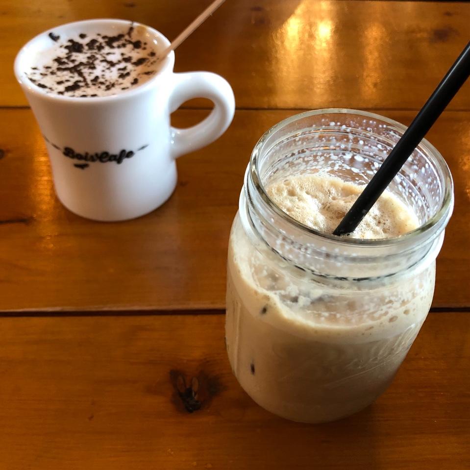 BOIS CAFE ボワ カフェ