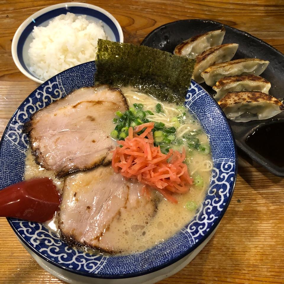 博多ラーメン 鶴亀堂 北名古屋店
