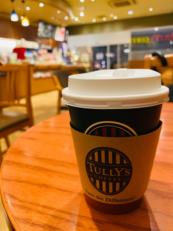 TULLY'S COFFEE(タリーズコーヒー) 日本赤十字社医療センター店