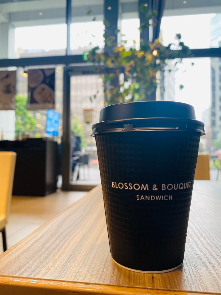 BLOSSOM & BOUQUET SANDWICH(ブロッサム&ブーケ サンドウィッチ) 赤坂Kタワー店