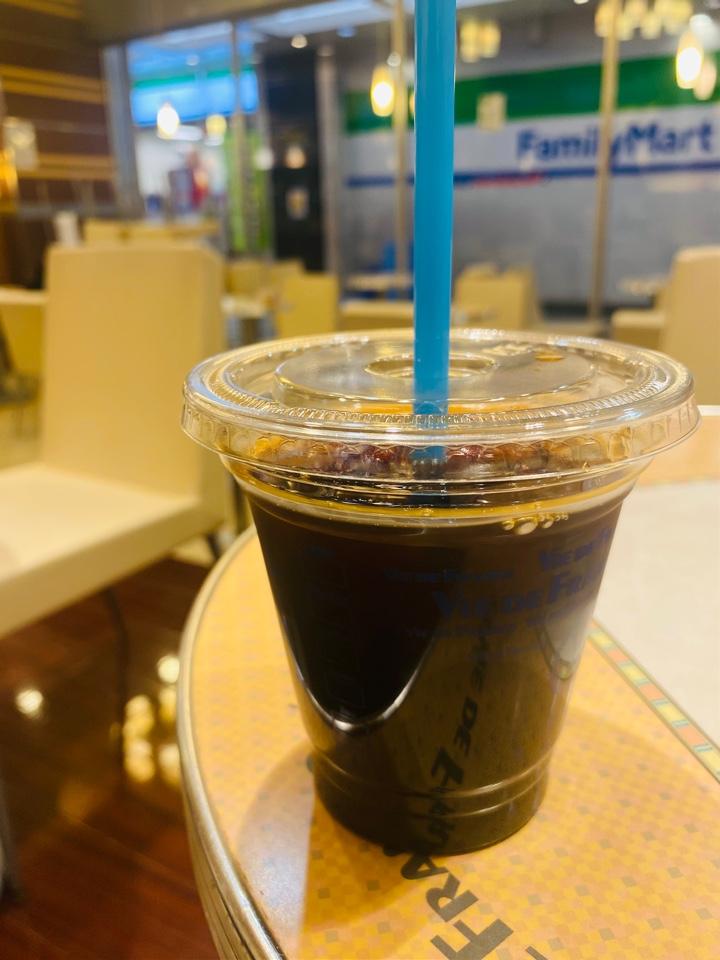 VIE DE FRANCE CAFE (ヴィ・ド・フランス)  溜池山王店