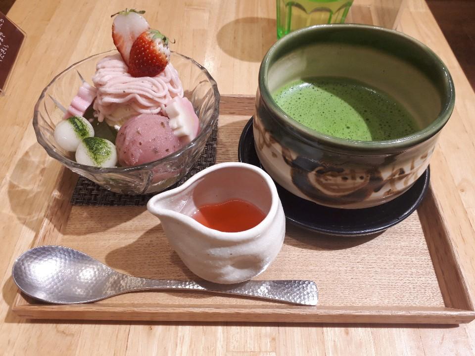 茶鍋 cafe kagurazakasaryo 流山おおたかの森S・C店