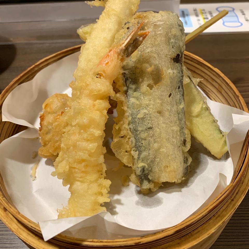 天ぷら海鮮 くら福