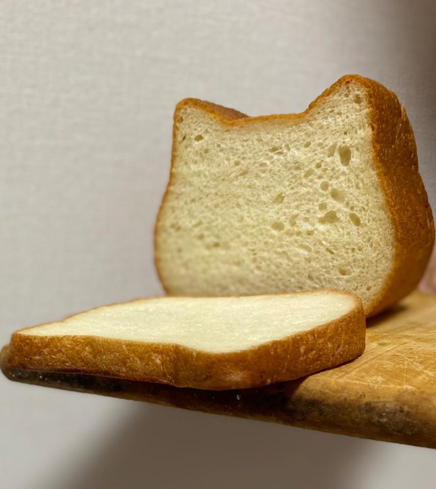 ねこねこ食パン イオンモール常滑店の口コミ