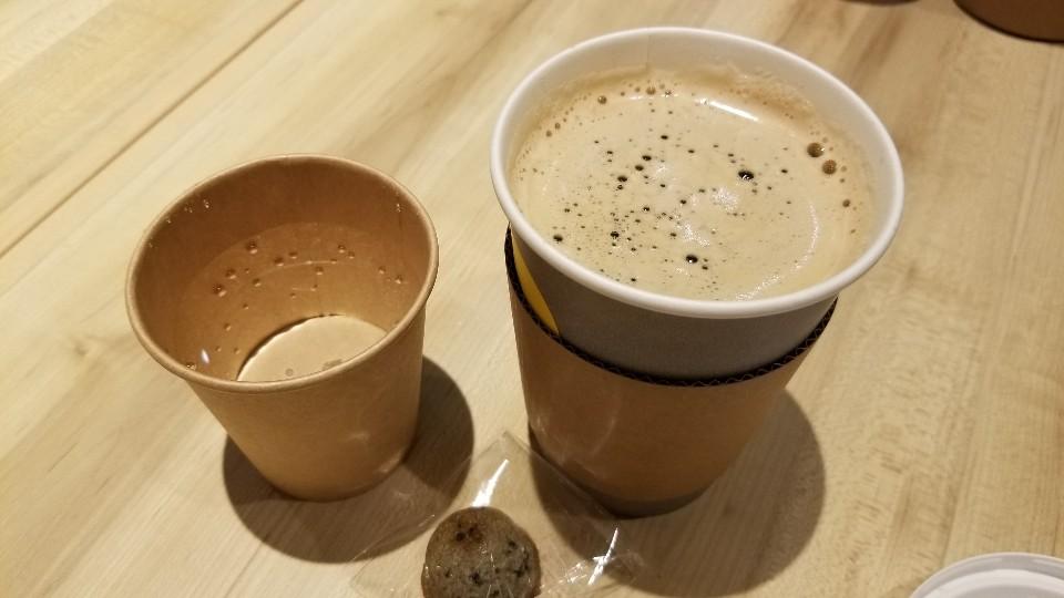 &COFFEE MAISON KAYSER 田町店