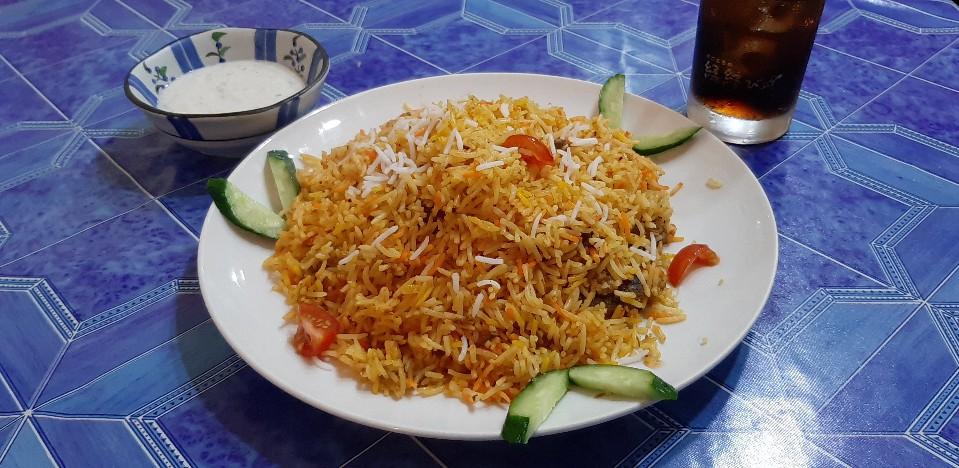 インドとパキスタンのカレーレストラン CHAND