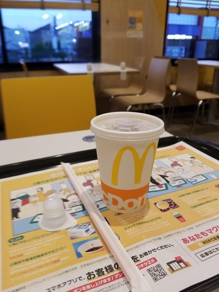 マクドナルド16号袖ケ浦店
