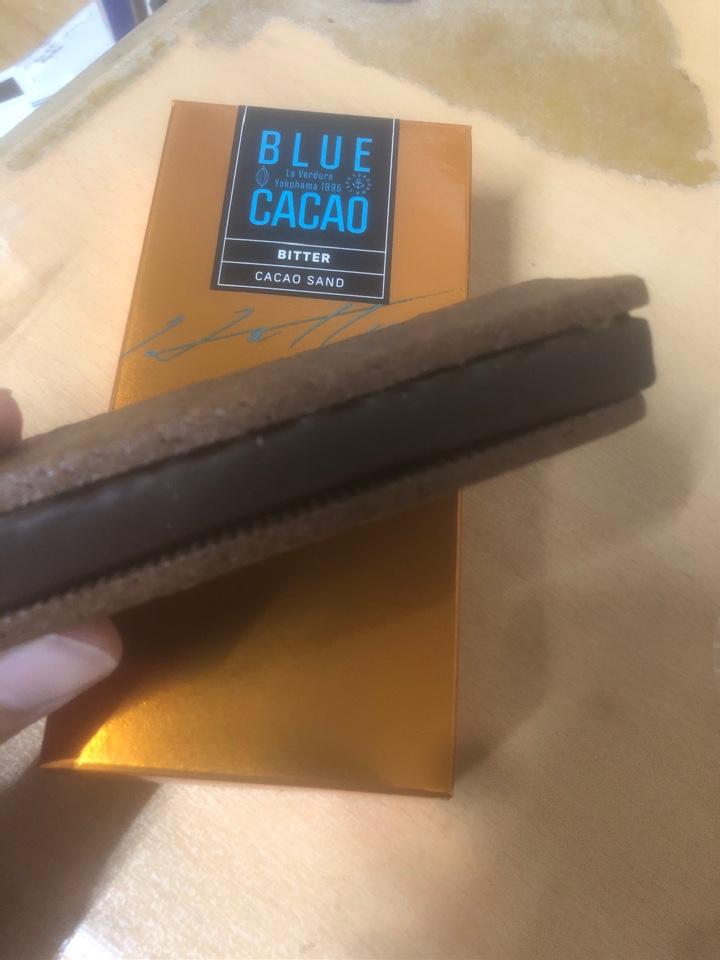 ブルー カカオの口コミ