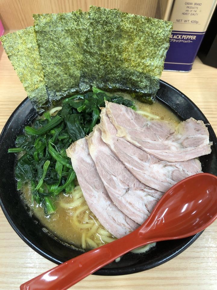 ラーメン 武蔵家 御茶ノ水店