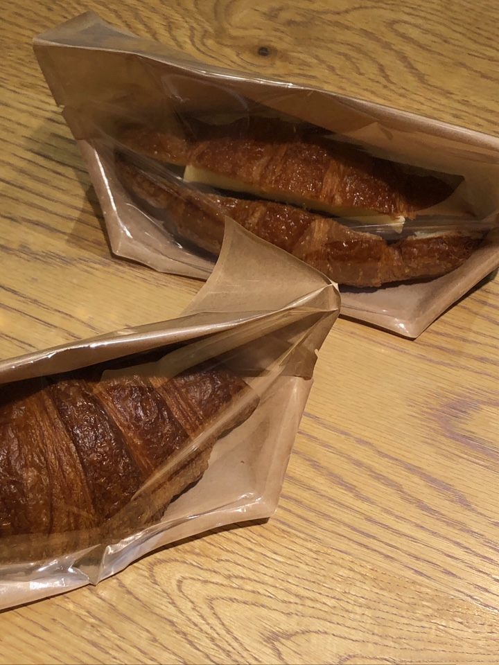 Curly's Croissant TOKYO BAKE STAND