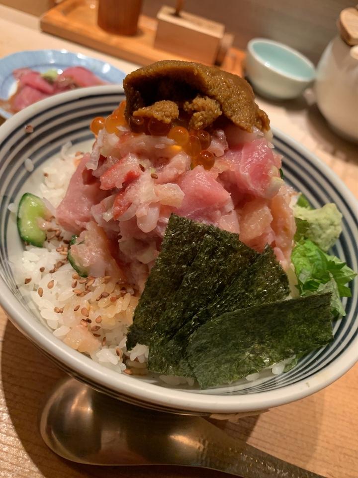 日本橋海鮮丼 つじ半 日本橋店の口コミ