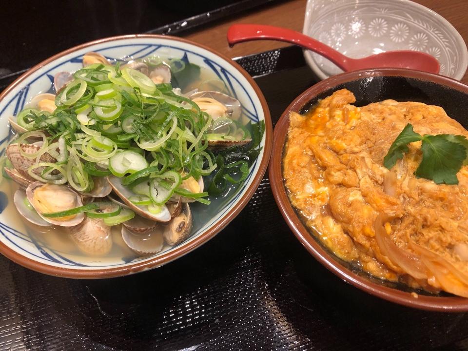 丸亀製麺岐阜