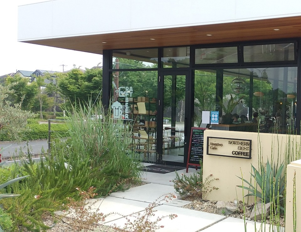 ロースタリーカフェ ノーザンエイトコーヒー (Roastery Cafe NORTHERN EIGHT COFFEE)の口コミ