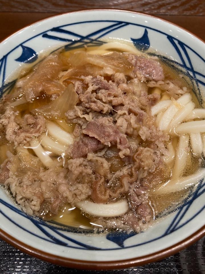 讃岐うどん丸亀製麺 ビーンズキッチン武蔵浦和店