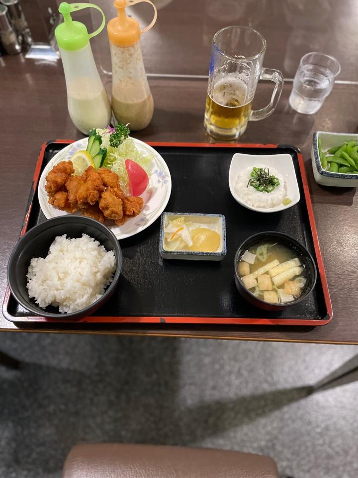 能代タウンホテルミナミ レストラン