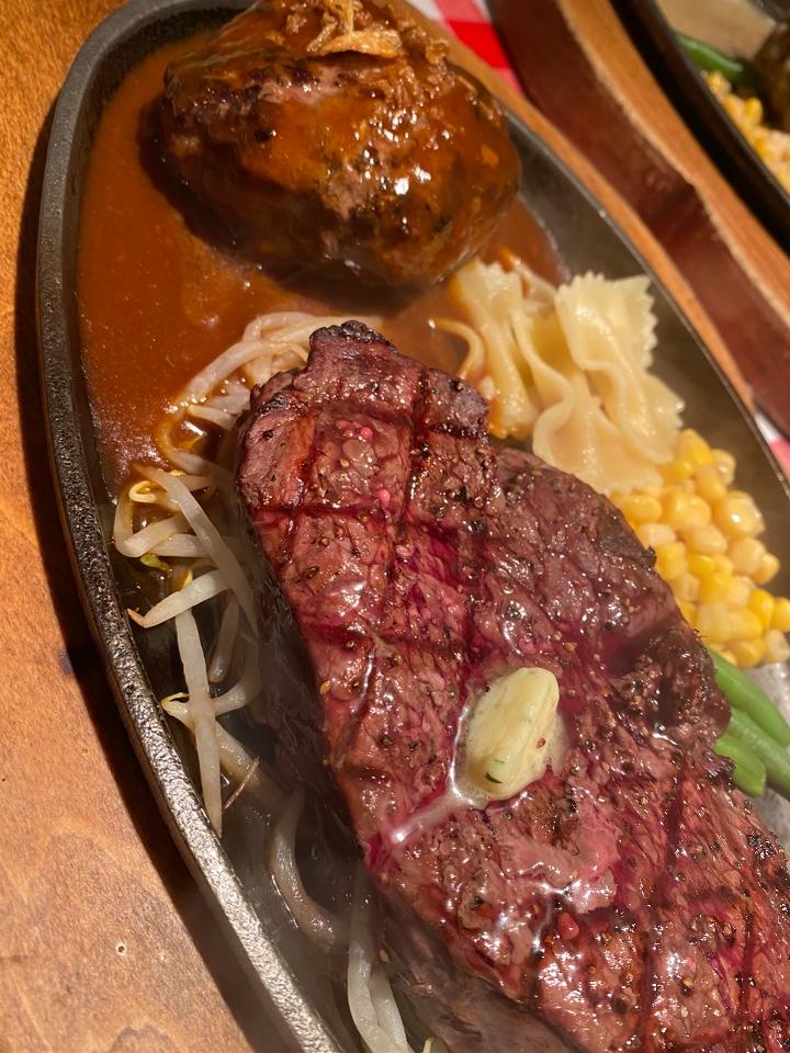 ハンバーグ&ステーキ食堂クラウゾKURAUZO2号店