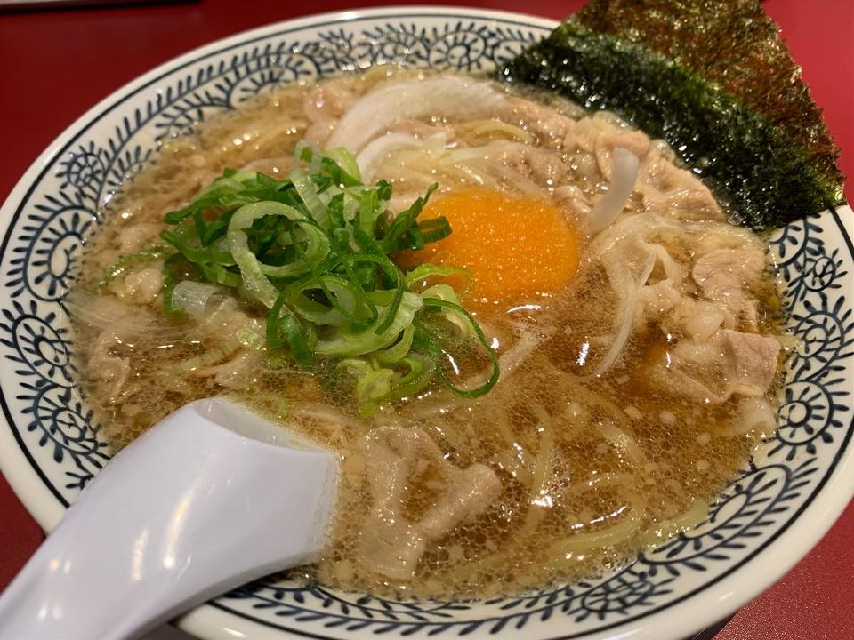 丸源ラーメン イオンモール熊本前店の口コミ