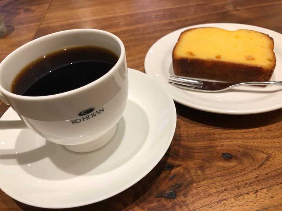 珈琲館 ホテルビスタプレミオ 大阪本町店