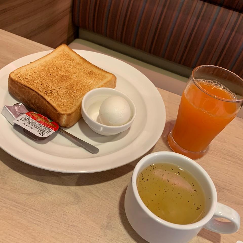 ガスト 富士見関沢店