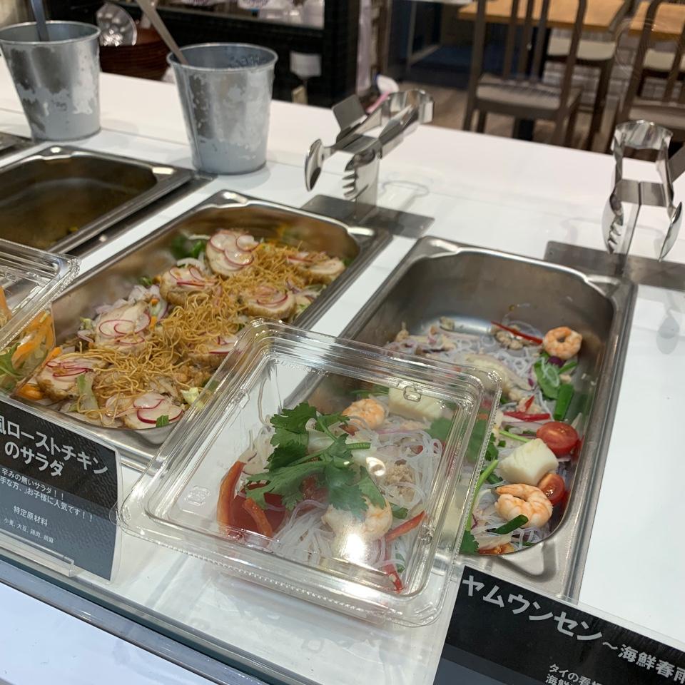 CHOPSPOON ガパオキッチン シャル横浜店の口コミ
