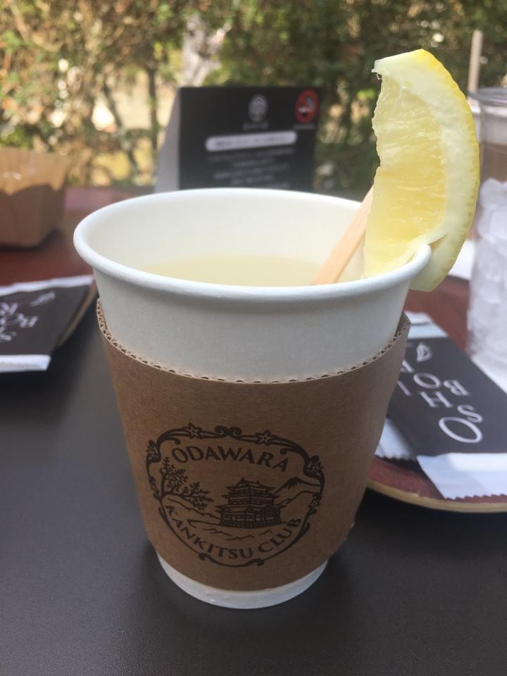 cafe小田原柑橘倶楽部の口コミ