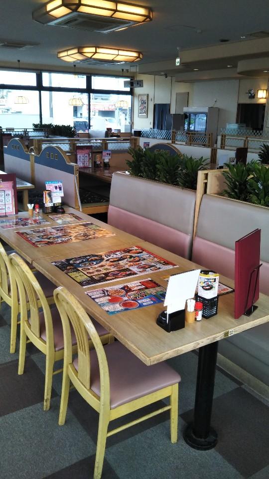 和食レストランとんでん茂原店の口コミ
