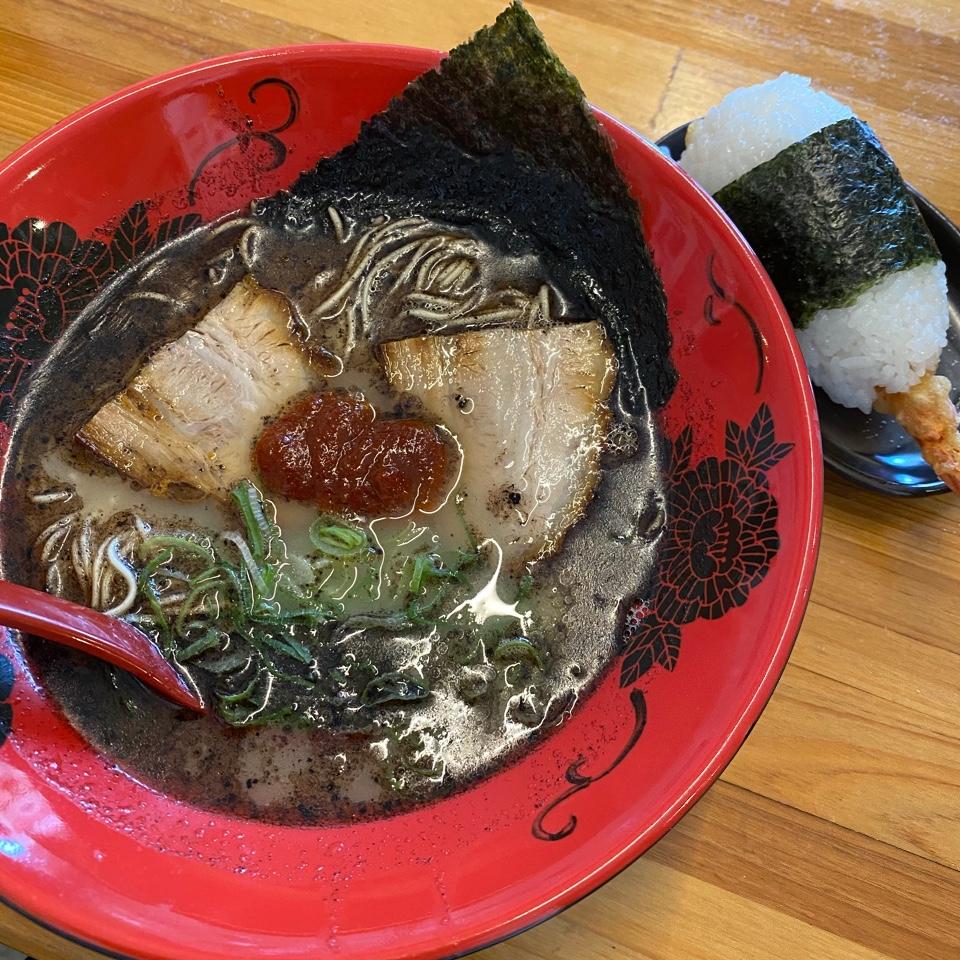 くし坊ラーメン館麺人