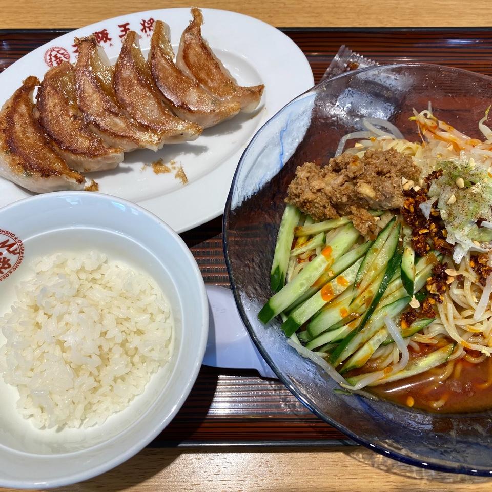 大阪王将 大洲インター店