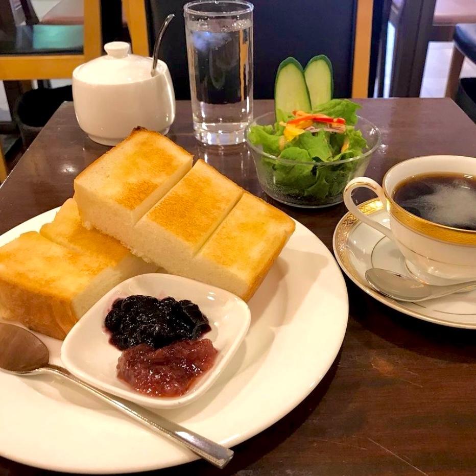 コーヒーと紅茶とケーキの店 カンタベリ カフェ 小田急百貨店 新宿店の口コミ