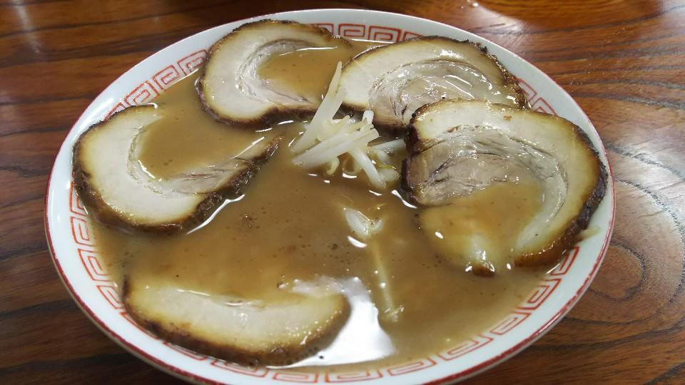 麺屋食堂 花月 元町店