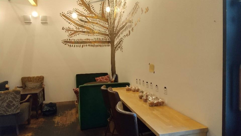 CAFE KOFS 徳島本店