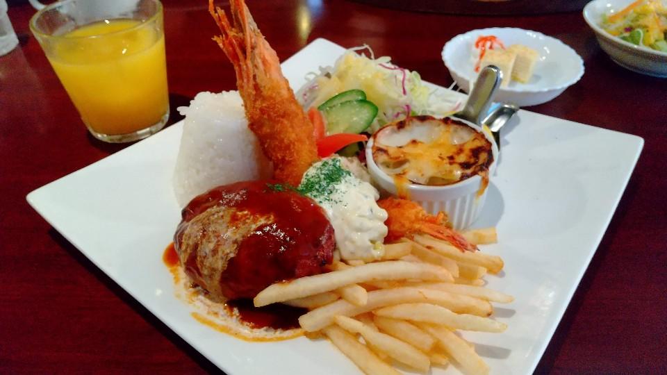 レストラン シェリフ 福島店