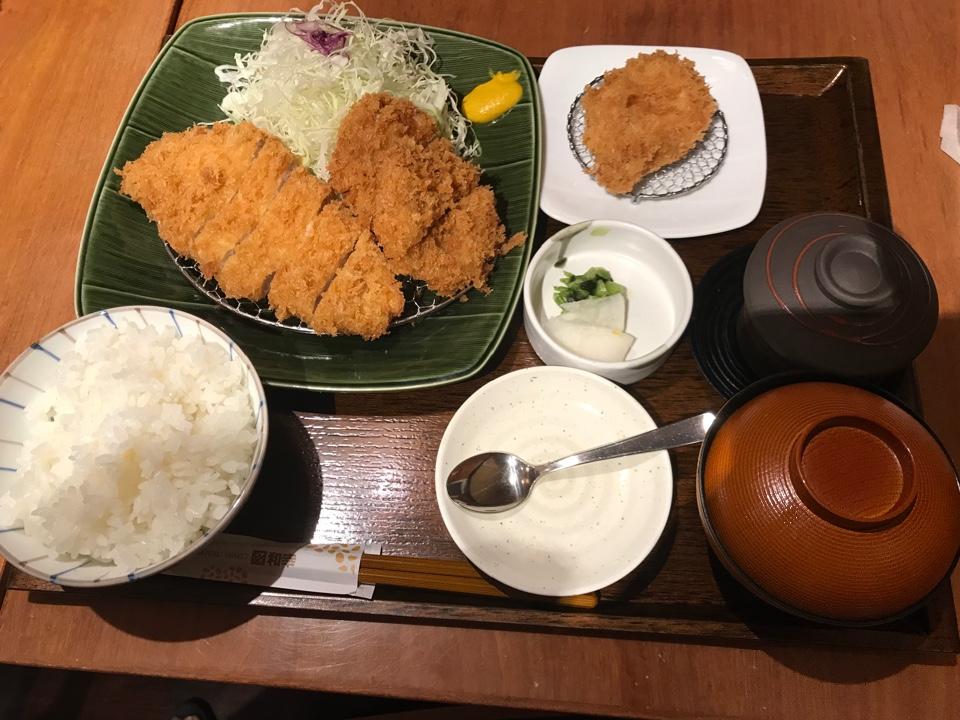 とんかつ和幸 京都伊勢丹店