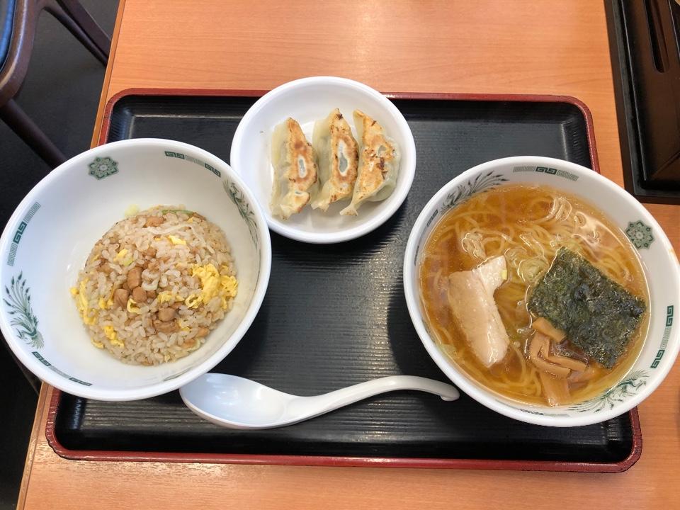 中華食堂 日高屋 田無アスタ店
