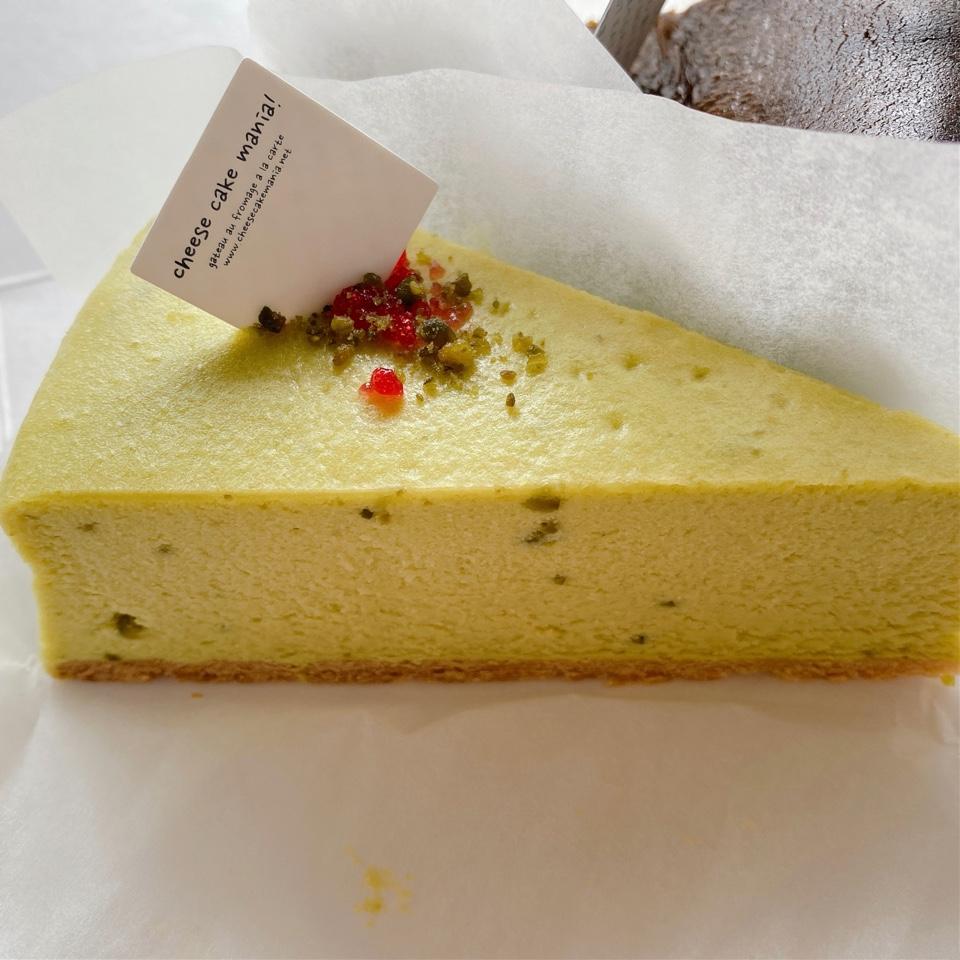 チーズケーキマニア 稲沢店の口コミ