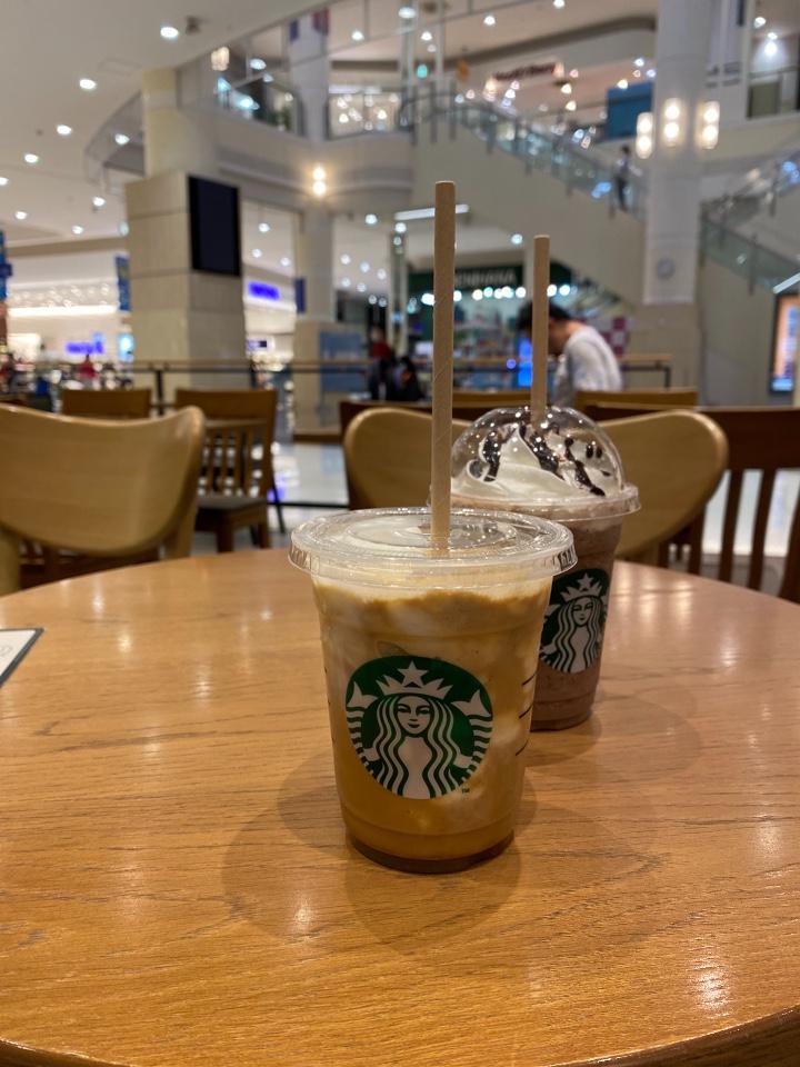 スターバックスコーヒー イオンモール香椎浜店