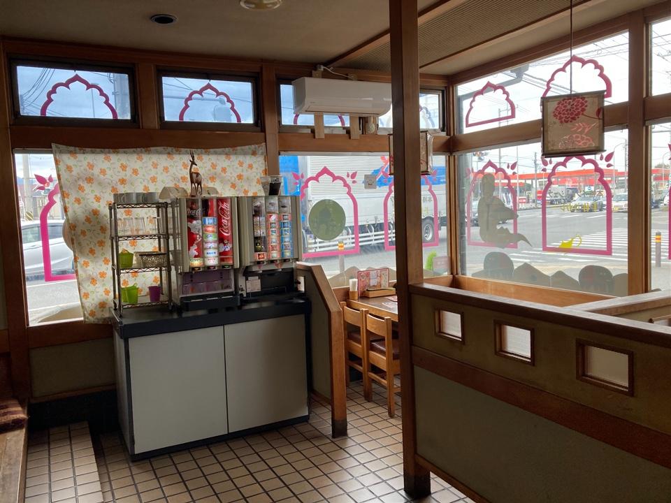 インド食堂 マハトマ 国道129号店の口コミ