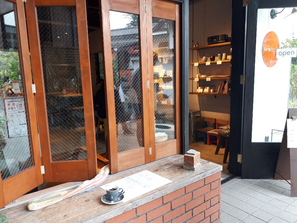 Vermillion - cafe.の口コミ