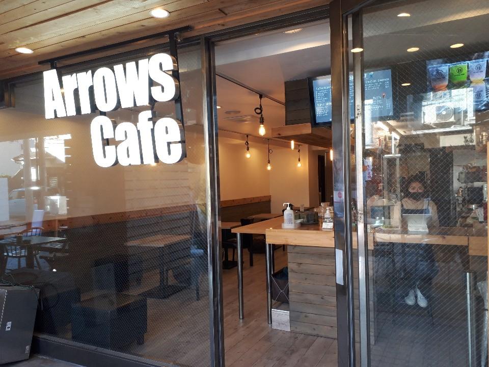 Arrows Cafeの口コミ
