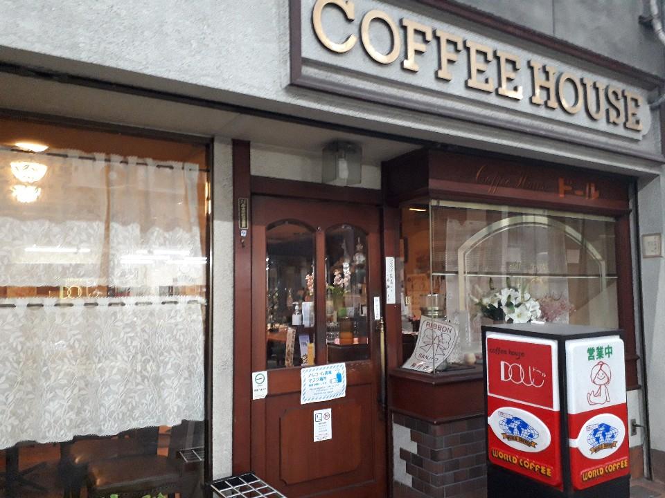 COFFEE HOUSE DOLLの口コミ