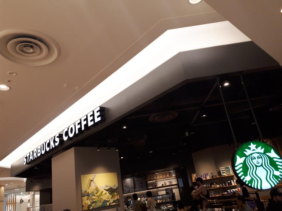 Starbucks Coffee 小田原 Dynacity WEST店の口コミ