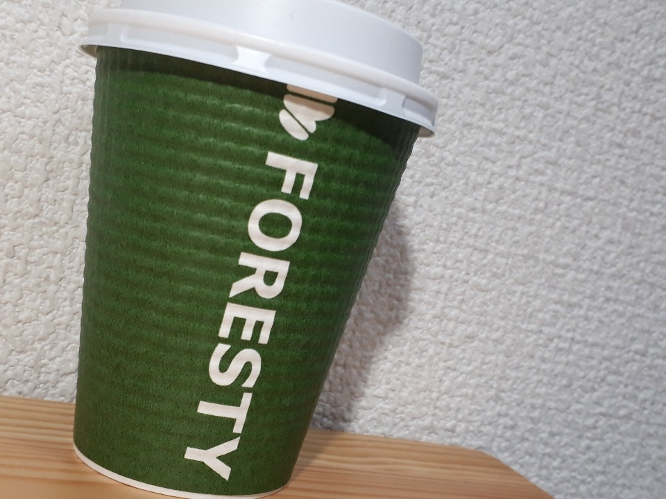 FORESTY COFFEE 愛甲石田店