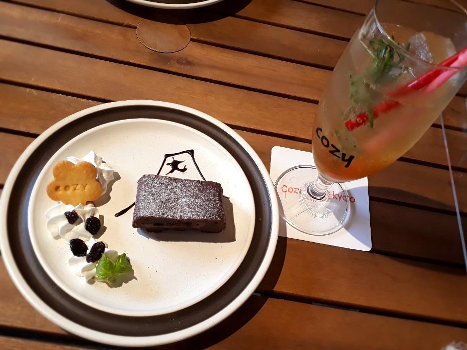 Cozy cafe kyoto