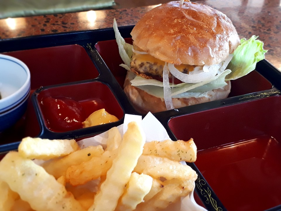 SLAMs Burger House