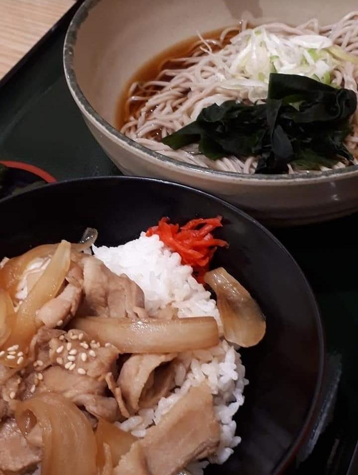 名代 箱根そば 狛江店店