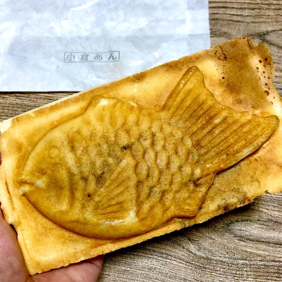 鯛焼き処 武蔵家 新潟店の口コミ