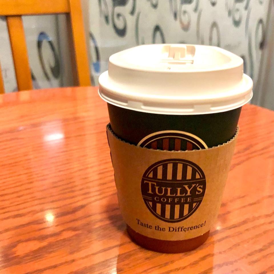 タリーズコーヒー 高田西店の口コミ